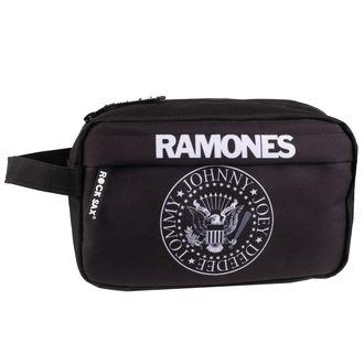 Sac RAMONES - CREST LOGO, NNM, Ramones