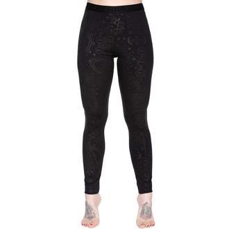 Pantalon femme (leggings) KILLSTAR - Exercise Your Demons, KILLSTAR