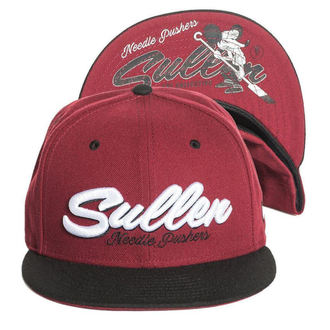 Casquette SULLEN - NEEDLE PUSHER - BOURGOGNE, SULLEN