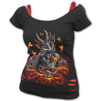 t-shirt pour femmes - STRANDED - SPIRAL, SPIRAL