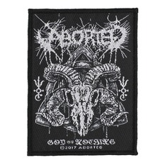 Patch ABORTED - GOD OF NOTHING - RAZAMATAZ, RAZAMATAZ, Aborted