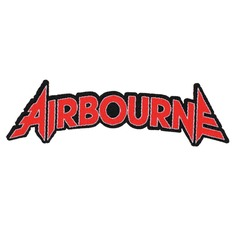 Patch AIRBOURNE - LOGO CUT-OUT - RAZAMATAZ, RAZAMATAZ, Airbourne