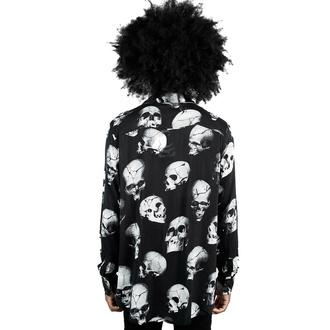 Chemise pour homme KILLSTAR - Fatal Attraction - Noir, KILLSTAR