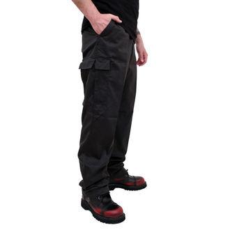 Pantalon hommes SURPLUS - HOSE UBERGROSE - SCHWARZ, SURPLUS