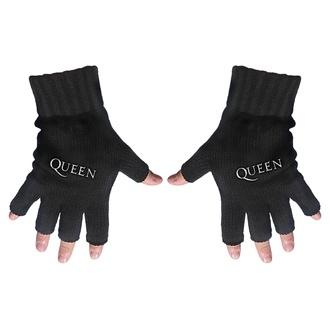 Gants sans doigts Queen - Logo - RAZAMATAZ, RAZAMATAZ, Queen
