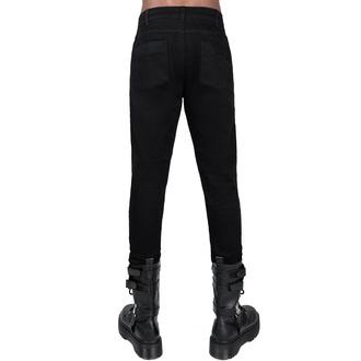 Pour des hommes des pantalons KILLSTAR - Be Fierce - Noir, KILLSTAR