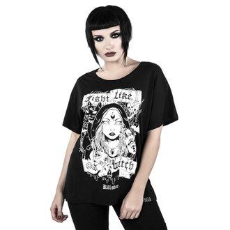 t-shirt pour hommes - FIGHT LIKE A WITCH - KILLSTAR, KILLSTAR