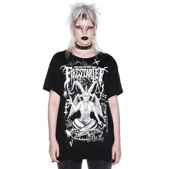 T-shirt pour femmes KILLSTAR - Firestarter - Relaxed, KILLSTAR
