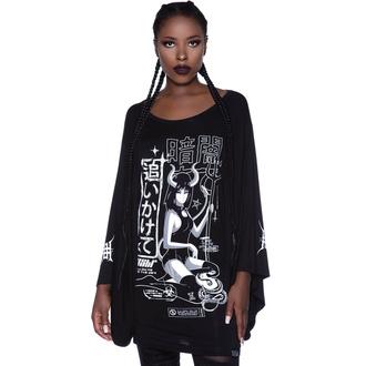 T-shirt (tunique) pour femmes KILLSTAR - Follow Me Kimono, KILLSTAR