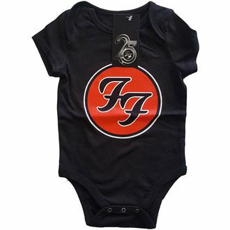 Body pour enfants Foo Fighters - FF Logo - ROCK OFF, ROCK OFF, Foo Fighters