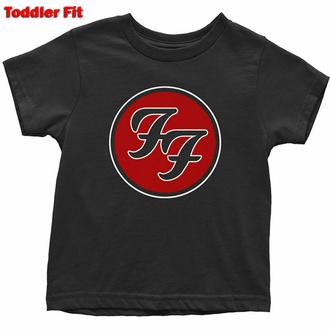 T-shirt pour enfants Foo Fighters - Logo - ROCK OFF, ROCK OFF, Foo Fighters