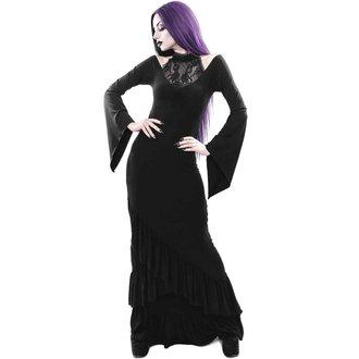Robe femme KILLSTAR - FOREVER FADES FISHTAIL - NOIR, KILLSTAR