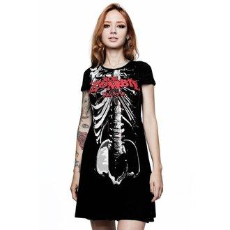 Robe pour femmes  KILLSTAR - Rob Zombie - Foxy Bones Skater - NOIR, KILLSTAR, Rob Zombie