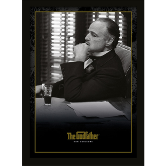 Affiche Kmotr - The Godfather - Don Corleone - PYRAMID POSTERS, PYRAMID POSTERS