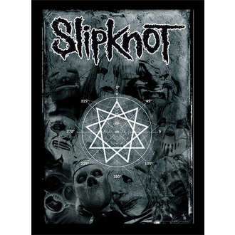 Affiche Slipknot - (&&string0&&) - PYRAMID POSTERS, PYRAMID POSTERS, Slipknot