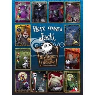 affiche - NIGHTMARE BEFORE CHRISTMAS - Compilation - FP2209, NIGHTMARE BEFORE CHRISTMAS