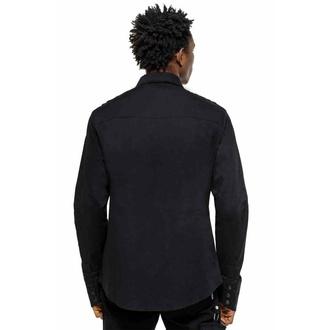 Chemise pour homme KILLSTAR - Fright Night Button Up, KILLSTAR