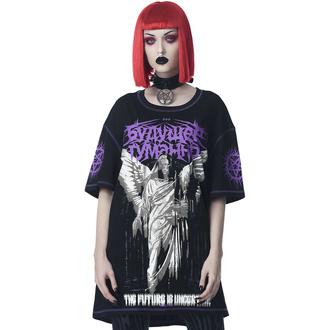 T-shirt unisexe KILLSTAR - Future Too Relaxed - Noir, KILLSTAR