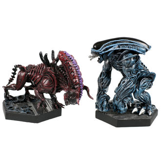 Figurines ALIENS - Retro - Gorille Extraterrestre & Taureau Extraterrestre, Alien - Vetřelec