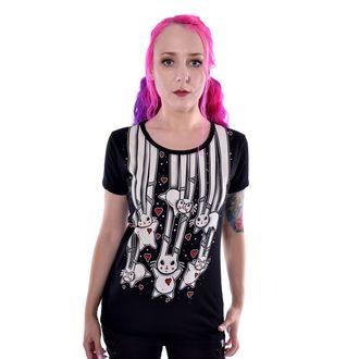 t-shirt pour femmes - FALLING BUNNIES - CUPCAKE CULT, CUPCAKE CULT