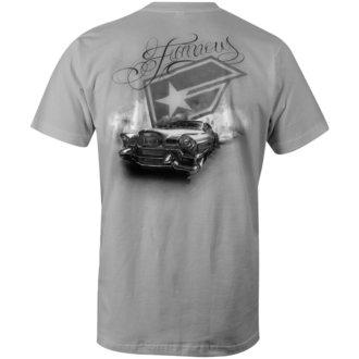 tee-shirt street pour hommes - L.A. - FAMOUS STARS & STRAPS, FAMOUS STARS & STRAPS