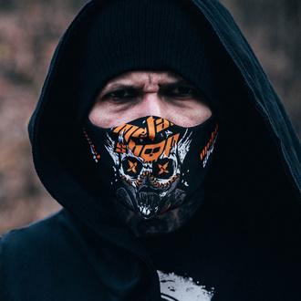 'Masque facial (masque)  Metalshop - Skull & Gas  Massque, METALSHOP