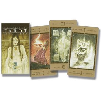 tarot cartes LUIS ROYO - Labyrinth Tarot