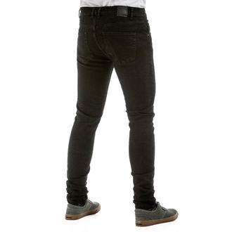 pour des hommes pantalon (jeans) NUGGET - Garage 2 - 1/7/38, C - Noir, NUGGET