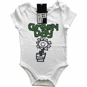 Body pour enfants Green Day - Flower pot - WHT - ROCK OFF, ROCK OFF, Green Day