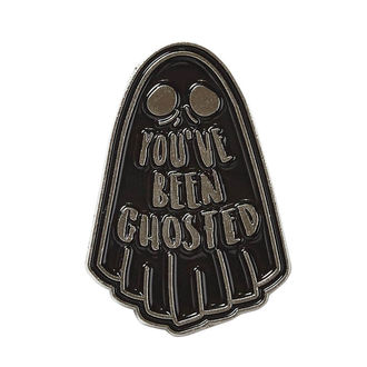 Pins KILLSTAR - Ghosted - NOIR, KILLSTAR