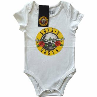 Body pour enfants Guns N' Roses - Logo classique - WHT - ROCK OFF, ROCK OFF, Guns N' Roses