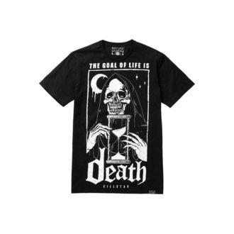 T-shirt KILLSTAR - GOALS - NOIR