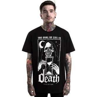 T-shirt KILLSTAR - GOALS - NOIR, KILLSTAR