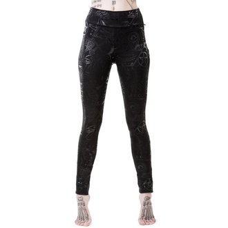 Leggings KILLSTAR - GRAVE - NOIR, KILLSTAR
