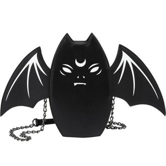 Bourse (Sac à main) KILLSTAR - GRUMPY BAT - NOIR, KILLSTAR