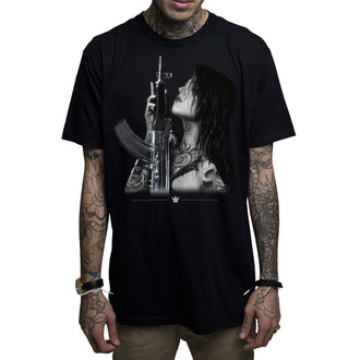 t-shirt hardcore pour hommes - GUN PLAY - MAFIOSO, MAFIOSO