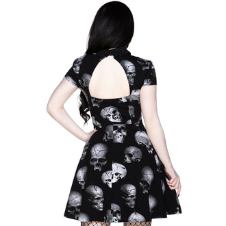 Robe pour femme KILLSTAR - Headspin Collar - Noir, KILLSTAR