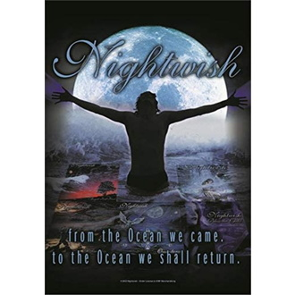 Drapeau Nightwish - From the Ocean…, HEART ROCK, Nightwish