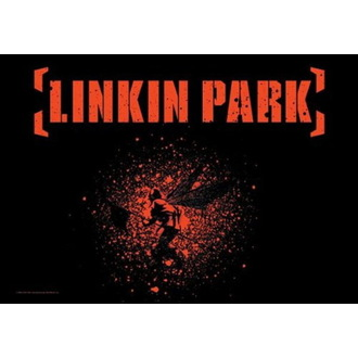 Drapeau Linkin Park - Soldier Wings, HEART ROCK, Linkin Park