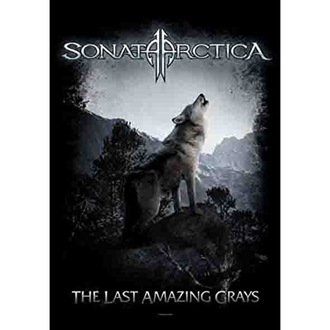 Drapeau Sonata Arctica - The Last Amazing Grays, HEART ROCK, Sonata Arctica