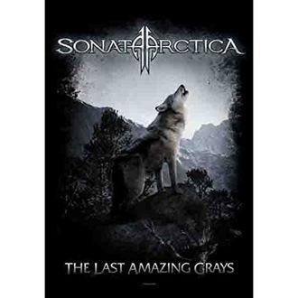Drapeau Sonata Arctica - The Last Amazing Grays, HEART ROCK, Sonata Arctica