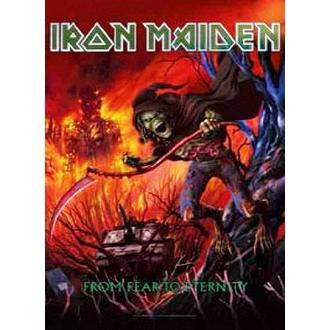 Drapeau Iron Maiden - from Fear to Eternity, HEART ROCK, Iron Maiden