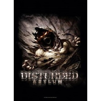 Drapeau Disturbed - Big Fade Asylum, HEART ROCK, Disturbed