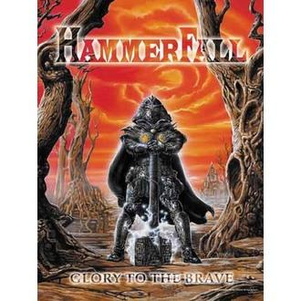 drapeau Hammerfall - Glory to The Brave, HEART ROCK, Hammerfall