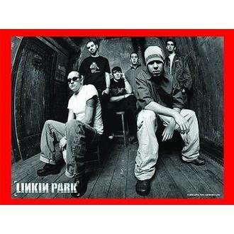 Drapeau Linkin Park HFL 531, HEART ROCK, Linkin Park