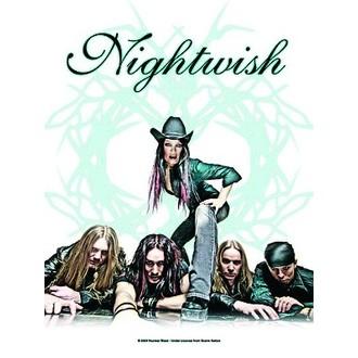 drapeau Nightwish HFL 635, HEART ROCK, Nightwish