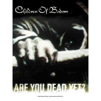 drapeau Children of Bodom - Are you dead encore?, HEART ROCK, Children of Bodom