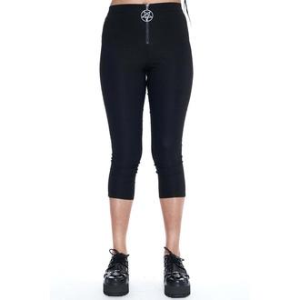 Pantalon 3/4 pour femmes  KILLSTAR - Hula Hades, KILLSTAR