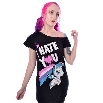 t-shirt pour femmes - HATE YOU - CUPCAKE CULT, CUPCAKE CULT