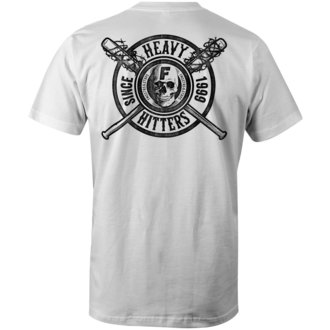 tee-shirt street pour hommes - HEAVY HITTERS - FAMOUS STARS & STRAPS, FAMOUS STARS & STRAPS